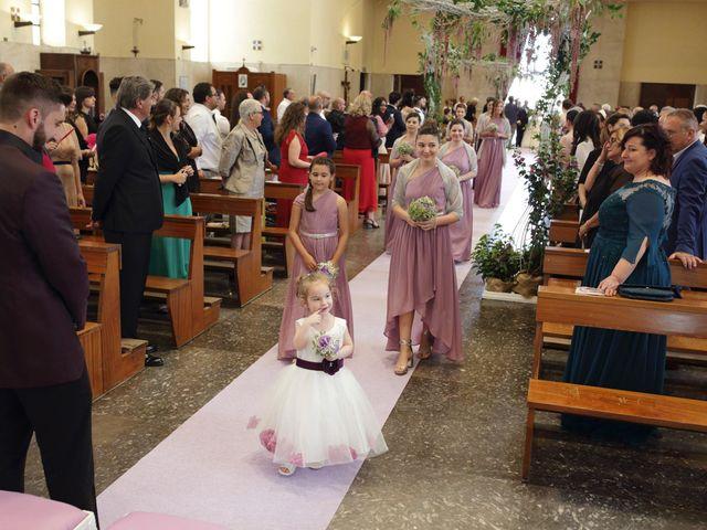 Il matrimonio di Angelo e Valentina a Sabaudia, Latina 33