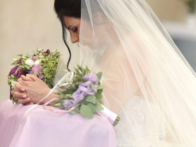 Il matrimonio di Angelo e Valentina a Sabaudia, Latina 34