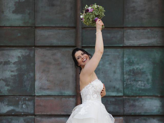 Il matrimonio di Angelo e Valentina a Sabaudia, Latina 35