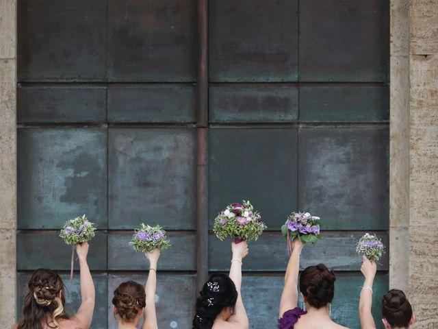 Il matrimonio di Angelo e Valentina a Sabaudia, Latina 36