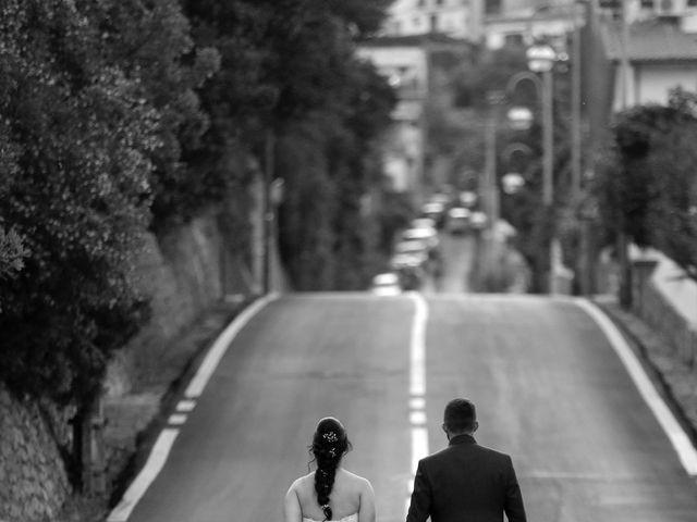 Il matrimonio di Angelo e Valentina a Sabaudia, Latina 2