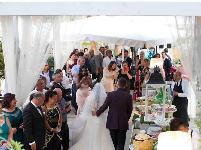 Il matrimonio di Angelo e Valentina a Sabaudia, Latina 43