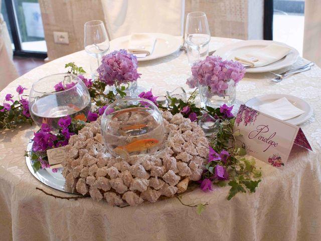 Il matrimonio di Angelo e Valentina a Sabaudia, Latina 45