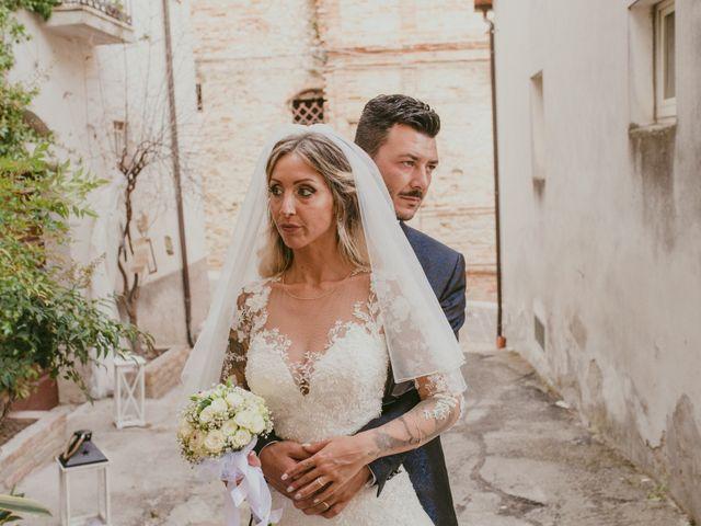 Il matrimonio di Piero e Maria a Teramo, Teramo 74