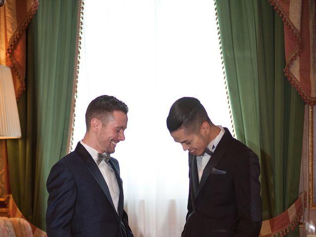 Il matrimonio di Nicola e Alan a Milano, Milano 7