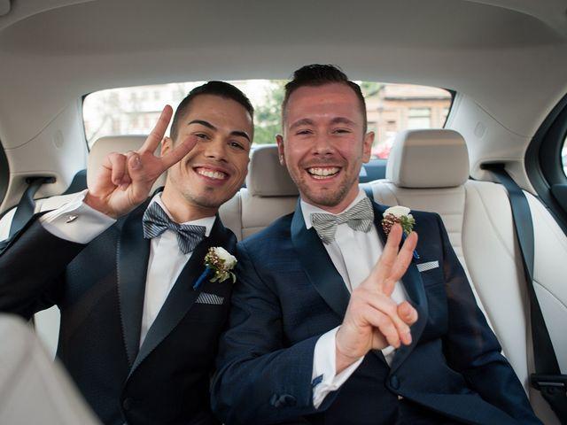 Il matrimonio di Nicola e Alan a Milano, Milano 10