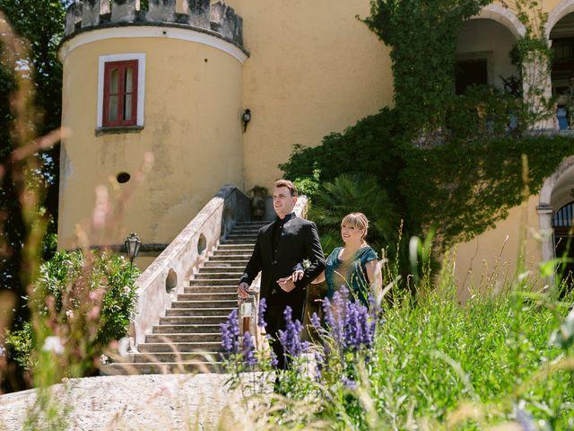 Il matrimonio di Maurizio e Lorenza a Altomonte, Cosenza 18