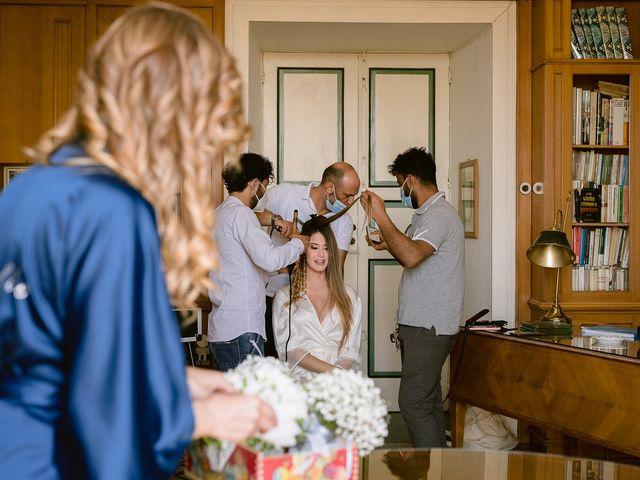 Il matrimonio di Maurizio e Lorenza a Altomonte, Cosenza 19