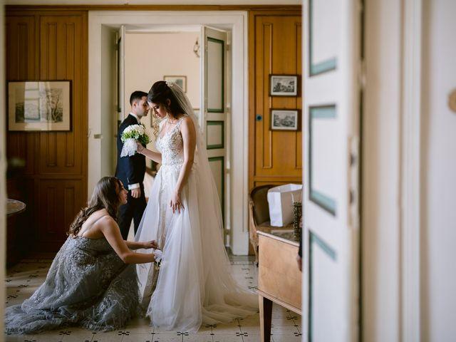 Il matrimonio di Maurizio e Lorenza a Altomonte, Cosenza 26