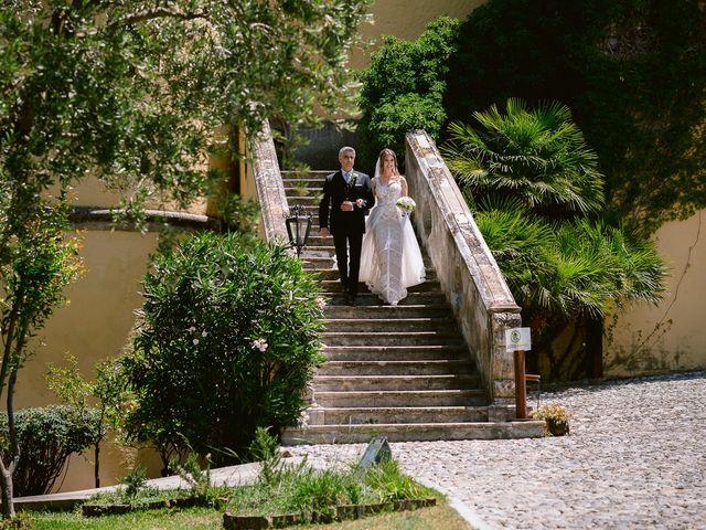 Il matrimonio di Maurizio e Lorenza a Altomonte, Cosenza 28