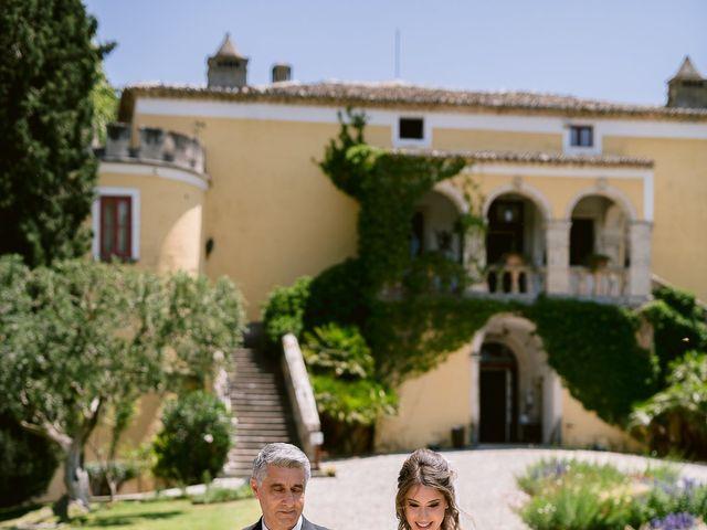 Il matrimonio di Maurizio e Lorenza a Altomonte, Cosenza 30