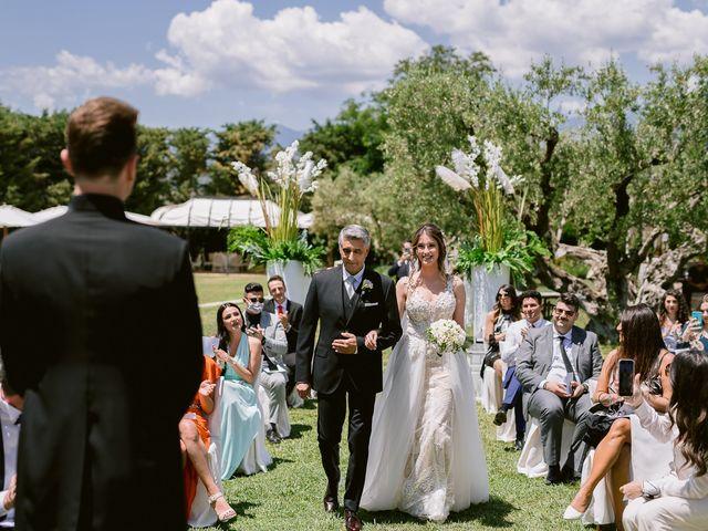 Il matrimonio di Maurizio e Lorenza a Altomonte, Cosenza 31