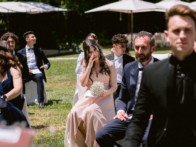 Il matrimonio di Maurizio e Lorenza a Altomonte, Cosenza 33