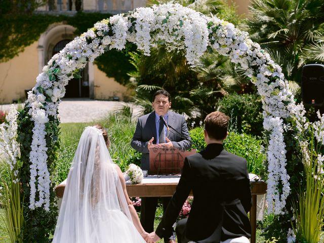 Il matrimonio di Maurizio e Lorenza a Altomonte, Cosenza 35