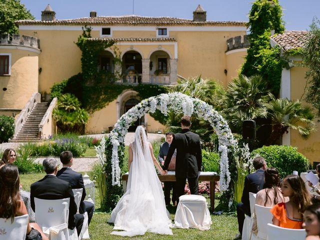 Il matrimonio di Maurizio e Lorenza a Altomonte, Cosenza 37