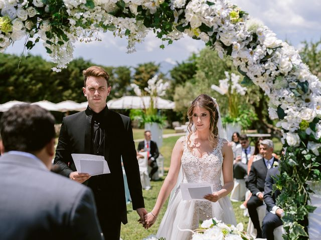 Il matrimonio di Maurizio e Lorenza a Altomonte, Cosenza 38