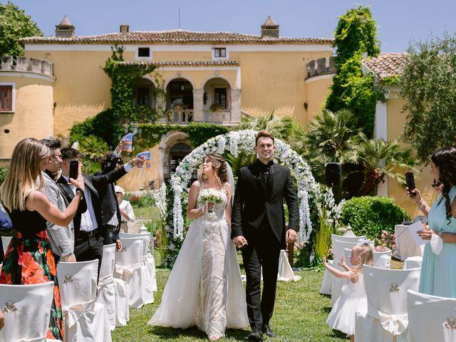 Il matrimonio di Maurizio e Lorenza a Altomonte, Cosenza 40