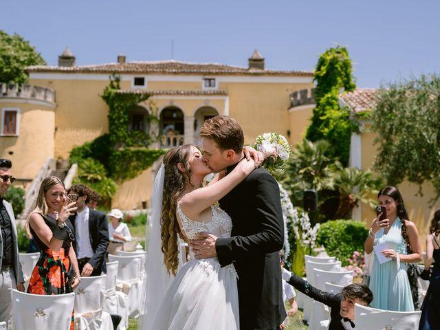 Il matrimonio di Maurizio e Lorenza a Altomonte, Cosenza 41
