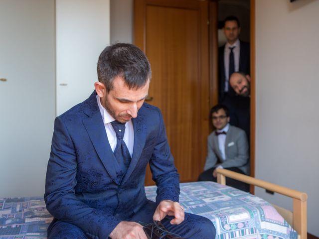 Il matrimonio di Fabio e Stefania a Castiglione Olona, Varese 6