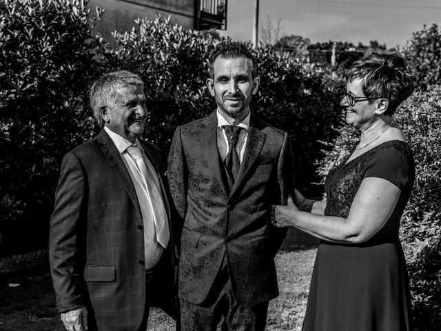 Il matrimonio di Fabio e Stefania a Castiglione Olona, Varese 7