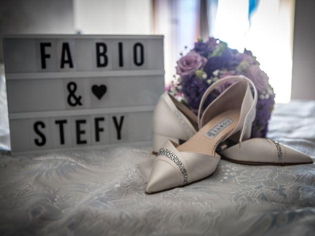 Il matrimonio di Fabio e Stefania a Castiglione Olona, Varese 10