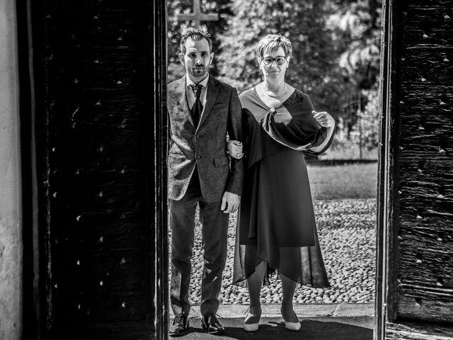 Il matrimonio di Fabio e Stefania a Castiglione Olona, Varese 24