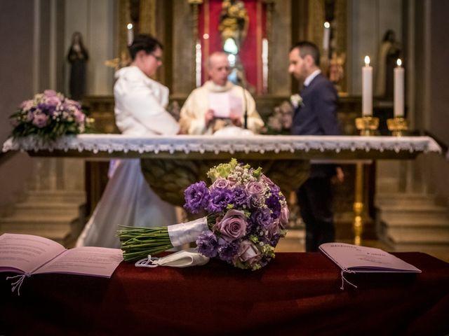 Il matrimonio di Fabio e Stefania a Castiglione Olona, Varese 26