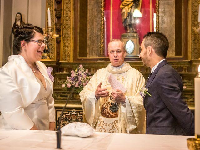 Il matrimonio di Fabio e Stefania a Castiglione Olona, Varese 28