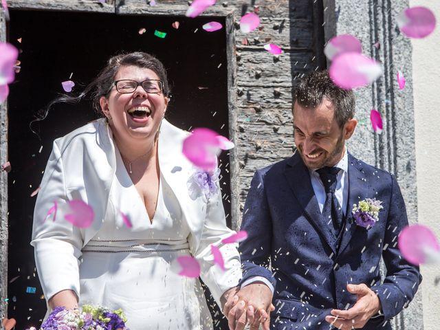 Il matrimonio di Fabio e Stefania a Castiglione Olona, Varese 31
