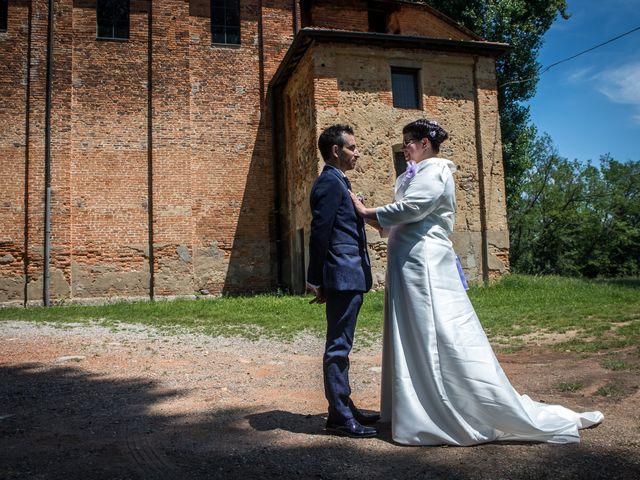 Il matrimonio di Fabio e Stefania a Castiglione Olona, Varese 33