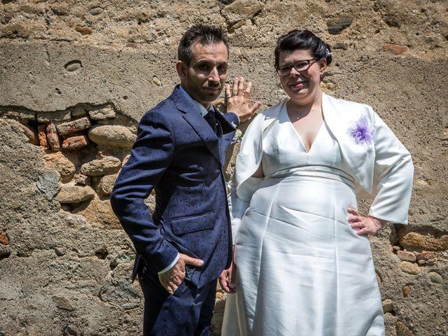 Il matrimonio di Fabio e Stefania a Castiglione Olona, Varese 35