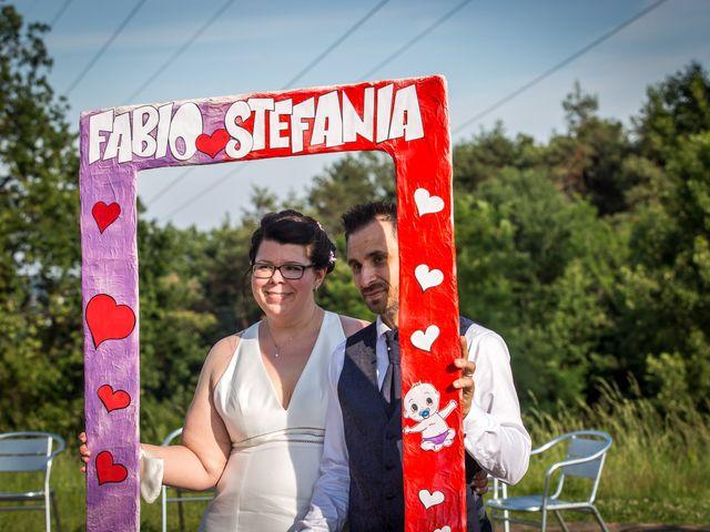 Il matrimonio di Fabio e Stefania a Castiglione Olona, Varese 42