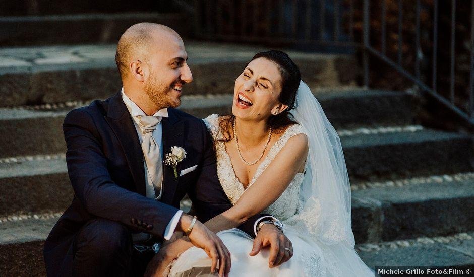 Il matrimonio di Antonio e Alessandra a Messina, Messina