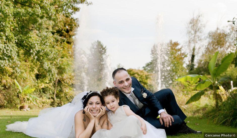 Il matrimonio di Simone e Valentina a San Giuliano Milanese, Milano