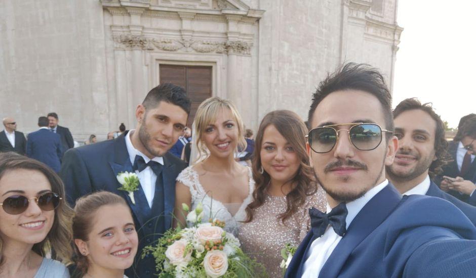 Il matrimonio di Simone e Susanna a Todi, Perugia