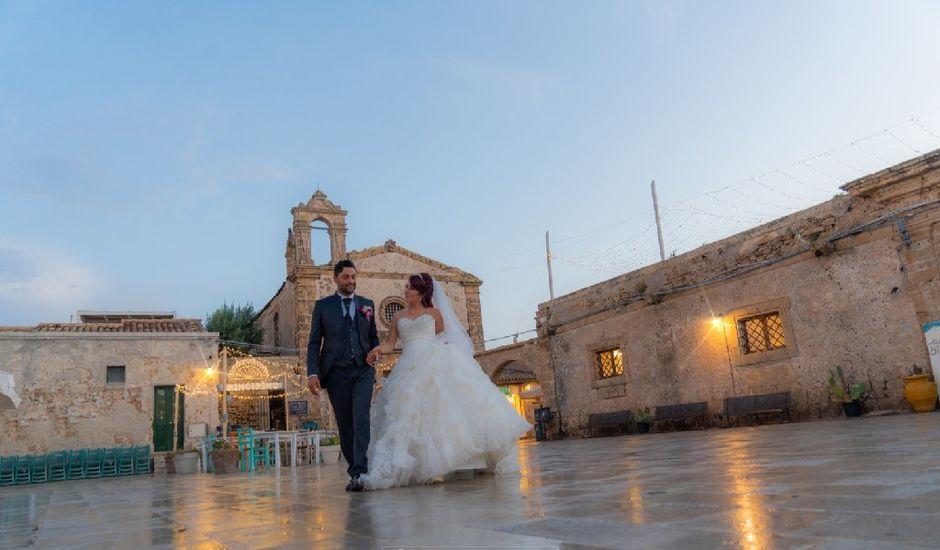 Il matrimonio di Corrado e Luisa a Pachino, Siracusa