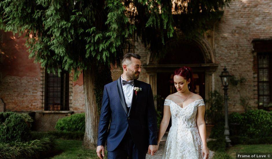 Il matrimonio di Nicola e Alice a Verona, Verona