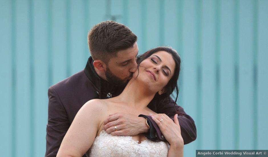 Il matrimonio di Angelo e Valentina a Sabaudia, Latina