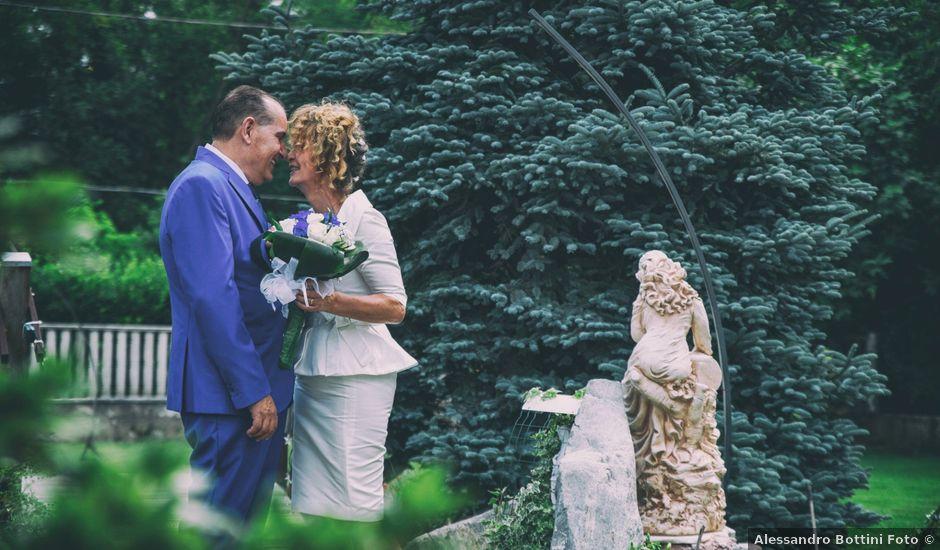 Il matrimonio di Salvo e Lina a Venegono Inferiore, Varese
