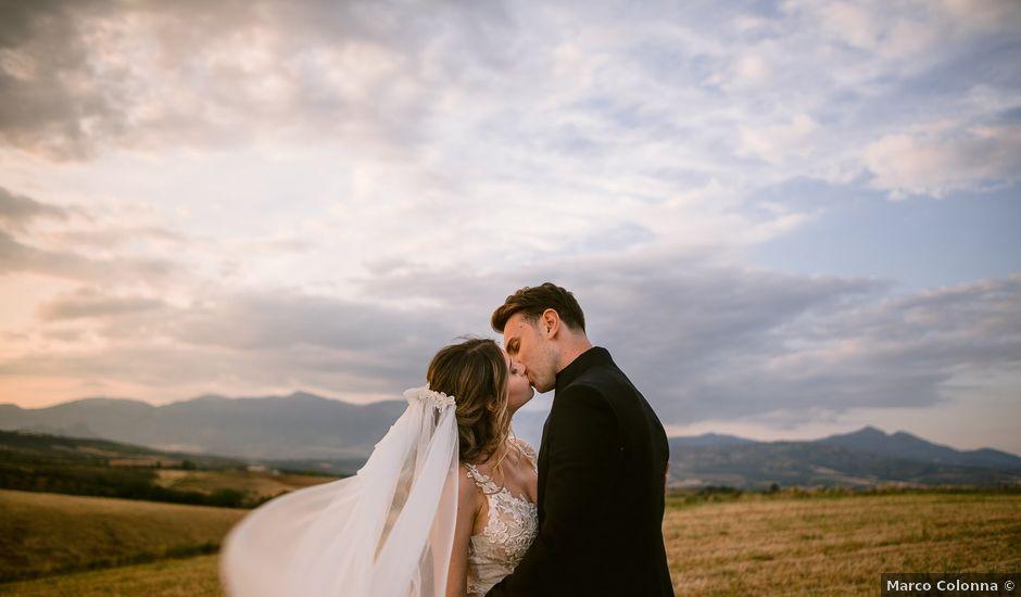 Il matrimonio di Maurizio e Lorenza a Altomonte, Cosenza