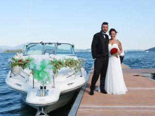 Le nozze di Valentina e Francesco Paolo