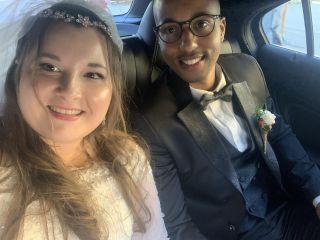 Le nozze di Jenny e Salah 1