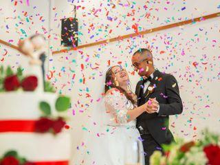 Le nozze di Jenny e Salah