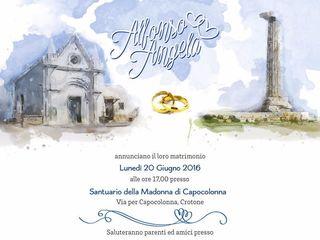 Le nozze di Alfonso e Angela 1
