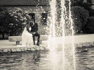 Le nozze di Aline  e Roberto