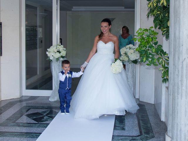 Il matrimonio di Fabio e Agnese a Silvi, Teramo 12