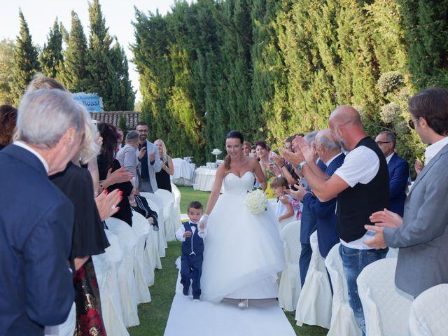Il matrimonio di Fabio e Agnese a Silvi, Teramo 18