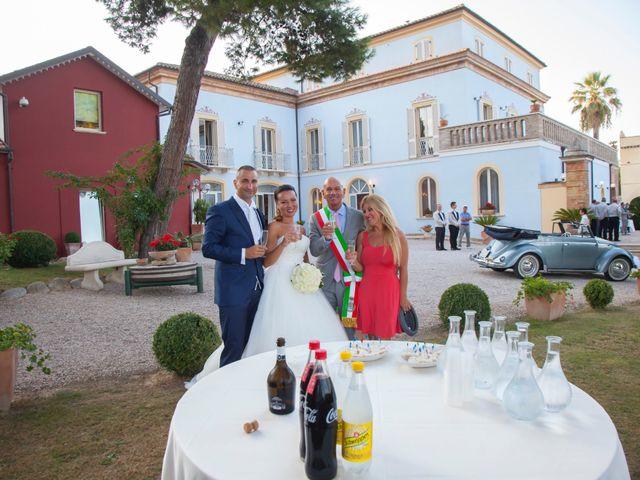 Il matrimonio di Fabio e Agnese a Silvi, Teramo 26