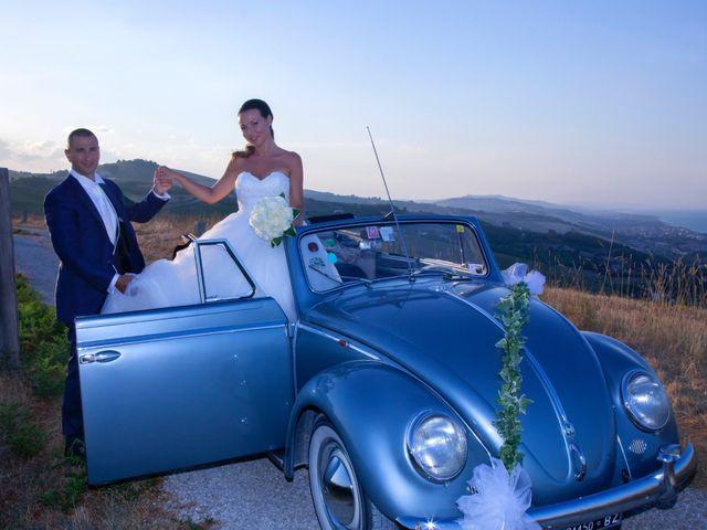 Il matrimonio di Fabio e Agnese a Silvi, Teramo 29