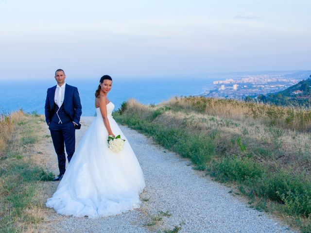 Il matrimonio di Fabio e Agnese a Silvi, Teramo 32